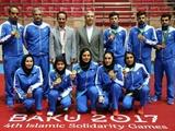 بازیهای کشورهای اسلامی؛ تیم تنیس روی میز مردان طلایی شد