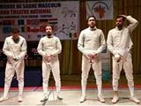 ایران به عنوان ششمی جام جهانی شمشیربازی قناعت کرد