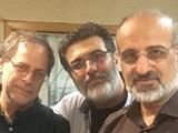 محمد اصفهانی تیتراژ نفس را خواند |  پایان تصویربرداری سریال