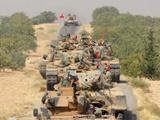 حمله توپخانهای ترکیه به کردهای سوریه
