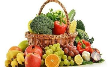 مصرف میوه و سبزیجات بیشتر، چاقی را کاهش میدهد