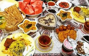 مناسبترین مواد غذایی بین وعده افطار تا سحر