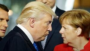دونالد ترامپ: آلمانیها بدند، خیلی بد