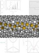 ساخت باریکترین نانوسیم فلزی جهان