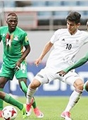 جام جهانی؛ شکست جوانان ایران مقابل زامبیا