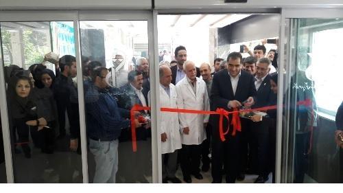 بخشهای جدید بیمارستان حضرت فاطمه(س) تهران افتتاح شد