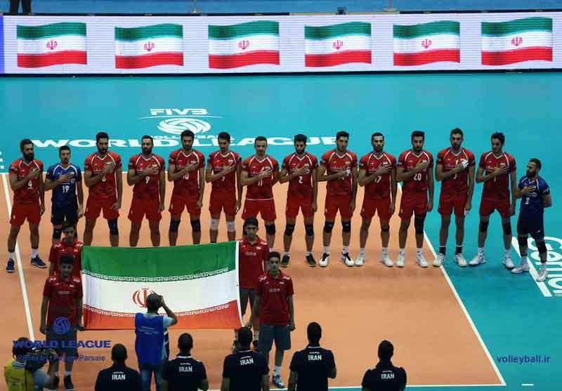 ۱۴ بازیکن ایران در هفته سوم لیگ جهانی والیبال معرفی شدند