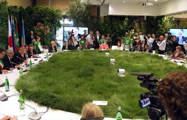 خودداری آمریکا از پذیرش تعهدات زیستمحیطی گروه ۷