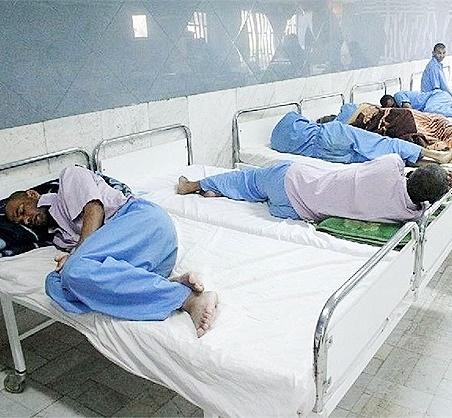 کمبود ۷ هزار تخت روانپزشکی در کشور