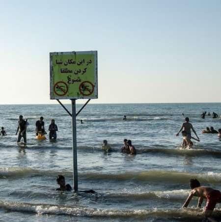 ورود پسماند ۱۱ شناگاه مازندران را تعطیل کرد