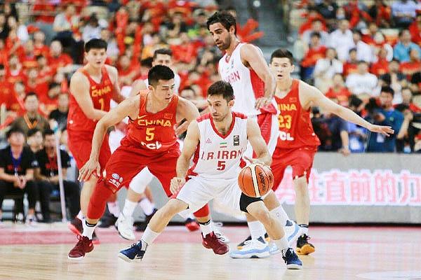 بسکتبال تیم ملی