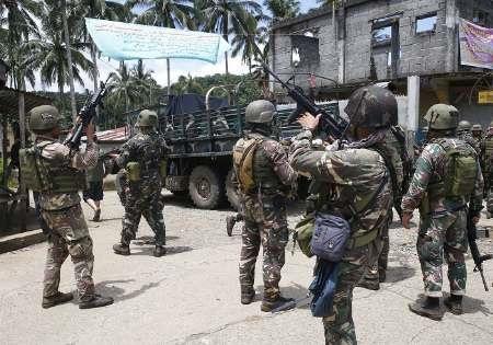 آتش بس دولت فیلیپین با کمونیست ها و تمرکز بر جنگ با تروریست های داعش