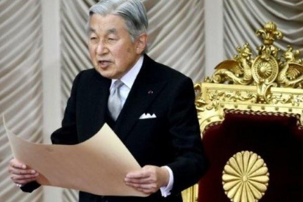 پارلمان ژاپن لایحه کناره گیری امپراتور را تصویب کرد