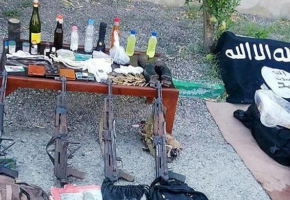 دستگیری یک تیم تروریستی در قم