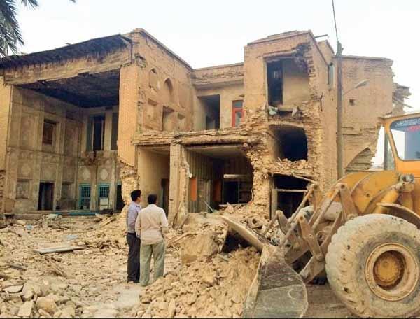 نجات بافت تاریخی شیراز با کمک ایتالیاییها