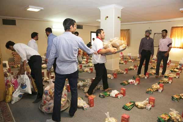 کمک به تهیدستان
