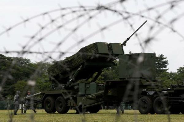 برگزاری رزمایش موشکی ژاپن برای مقابله با تهدیدات کره شمالی