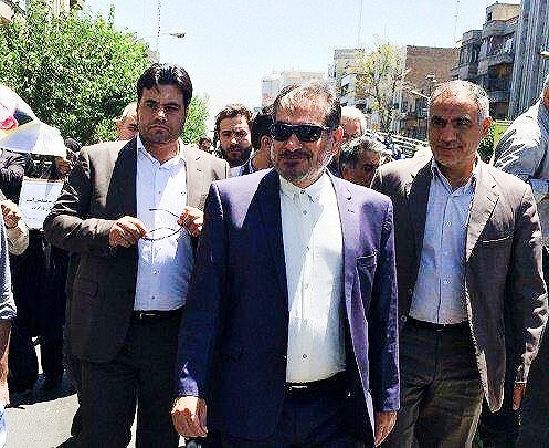 شمخانی: اقدام موشکی سپاه با اراده رهبری و مصوبه شورای عالی امنیت ملی انجام شد