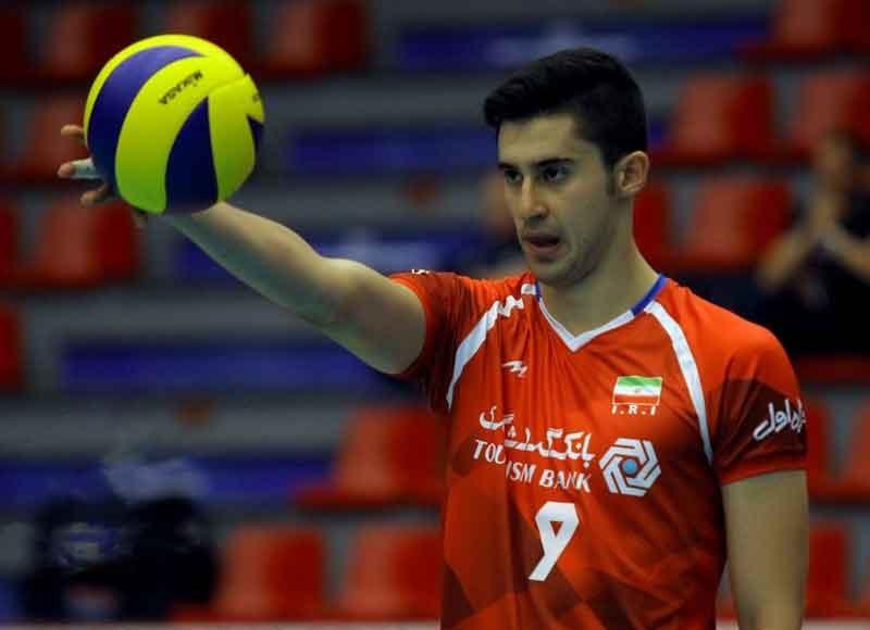 جام جهانی والیبال جوانان؛ پیروزی ایران در اولین دیدار