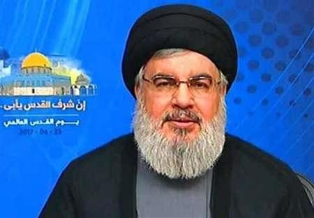 عصبانیت رسانه سعودی از اظهارات ضد صهیونیستی دبیرکل حزب الله لبنان