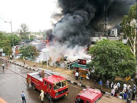 تلفات واژگونی تانکر سوخت پاکستان