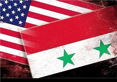 آمریکا و سوریه