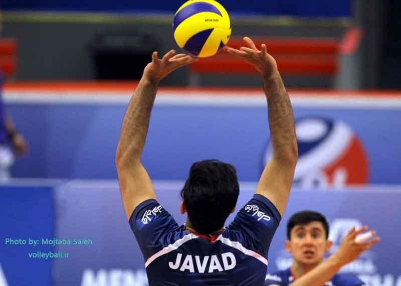 جام جهانی والیبال جوانان؛ دومین برد ایران در دومین بازی