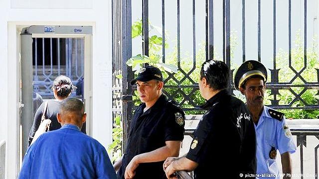 پلیس تونس