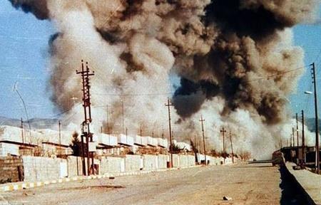 بمباران شیمیایی سردشت، سند رسوایی مدعیان دروغین حقوق بشر است