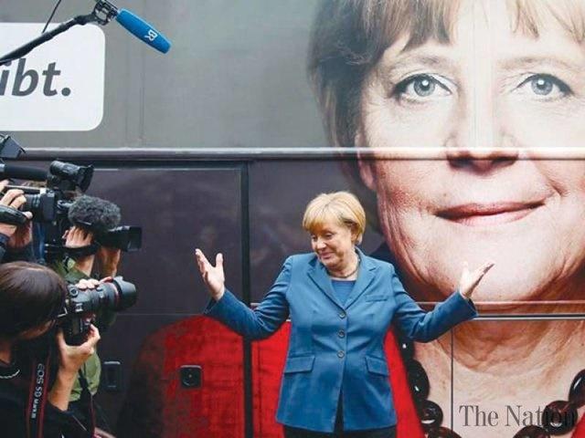 حمایت آلمانیها از مرکل به بالاترین سطح از ۲۰۱۵ تاکنون رسید