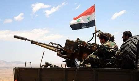 ارتش سوریه حملات داعش در دیر الزور را دفع کرد