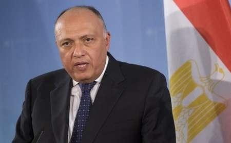 پیام شدید اللحن وزیر خارجه مصر به قطر