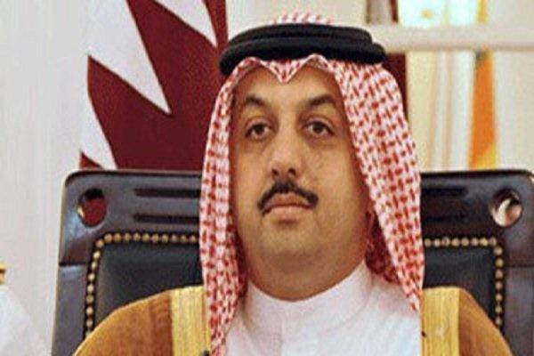 وزیر دفاع قطر: محاصره قطر به مثابه اعلام جنگ علیه دوحه است