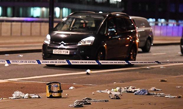 حمله به لندن