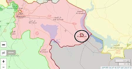 استان حلب سوریه