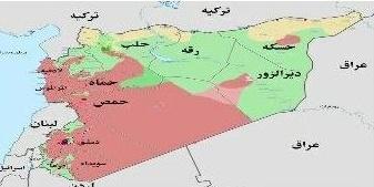 مرز سوریه و عراق