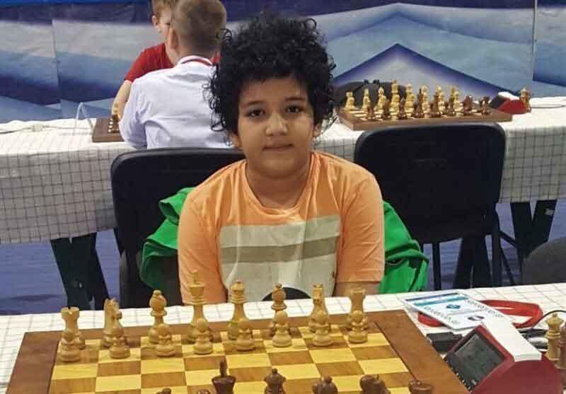 مسابقات جهانی شطرنج/ بلاروس؛ دانشور یک مدال نقره و یک برنز گرفت