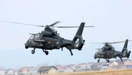 تنش میان چین و هند بر سر پرواز بالگردها