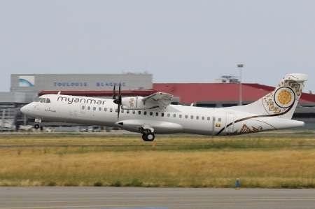 یک فروند هواپیمای نظامی میانمار با ۱۱۶ سرنشین ناپدید شد