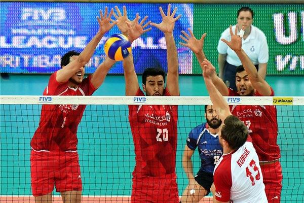 ترکیب تیم ملی والیبال ایران اعلام شد  بازگشت موسوی و کاپیتان معروف