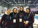 شمشیربازی قهرمانی آسیا/ هنگ کنگ؛ تیم سابر دختران به مقام نهم رسید