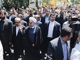 رئیس جمهوری: پیام ملت ایران به آمریکا ادامه راهی است که انتخاب کردهاند