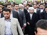 آملی لاریجانی: روز قدس فریاد بر نظام سلطه است