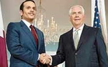 امارات: شرکای تجاری، بین ما و قطر انتخاب کنند