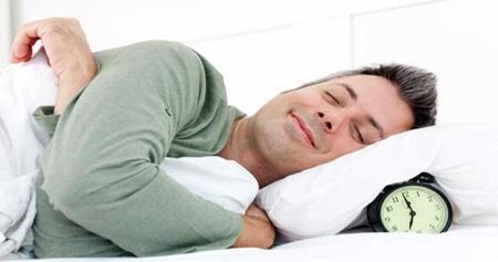 بهبود خواب و کاهش استرس