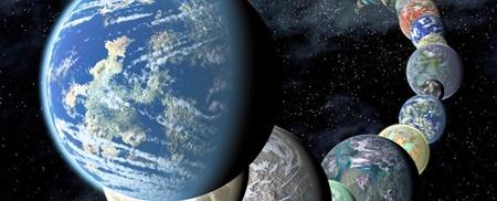 کشف سیاره شبه زمینی توسط کپلر