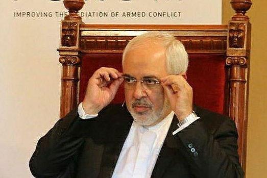 ظریف: فعالیت منافقین در فرانسه نقطه ابهام در روابط دو کشور است