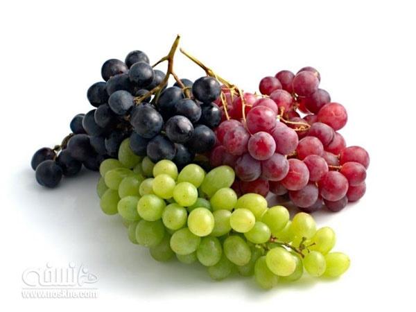 ۸ دلیل خوب برای خوردن انگور