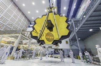 آغاز آزمایش نهایی بزرگترین تلسکوپ فضایی جهان
