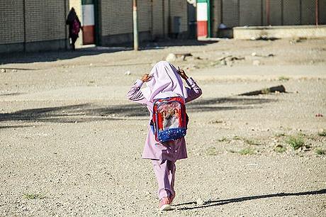 ۱۱ درصد افغانها در ایران زندگی میکنند